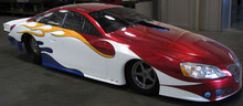 Pontiac GXP, Fiberglass