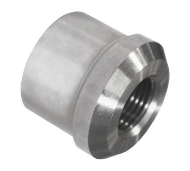 """5/8""""-18 x 1-1/4"""" .065 Titanium Tube Adapter"""