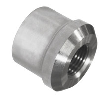 "5/8""-18 x 1-1/4"" .065 Titanium Tube Adapter"