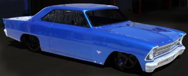 1967 Chevy Ii Nova Fiberglass Quarter Max Chassis