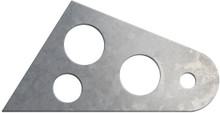 Quarter-Max Weelie Bar Bracket Side