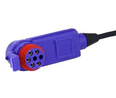 Racepak Nitrous Bottle Pressure #2 V-Net Module with Sensor, 0-1500 PSI