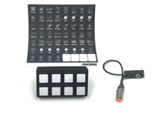 Racepak SmartWire Keypad Kit