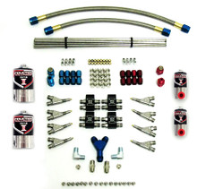 Induction Solutions 19703 I-S Pro Installers Nitrous Plumb Kit