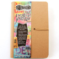 Ranger - Dylusions Small Creative Journal by Dyan Reaveley - 5' x 8'