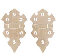 Kaisercraft wooden embellishments - Medium Hinge