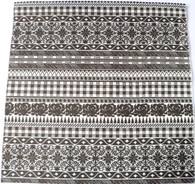 Paper Collage Napkins: Monochrome