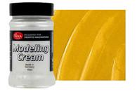 viva decor modeling cream in gold