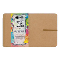 Ranger/ Dyan Reaveley- Dylusions Creative Flip Journal (small) (SDDYJ53576)