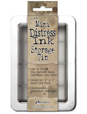 Ranger/ Tim Holtz Mini Distress Ink Storage Tin (SDTDA42013)