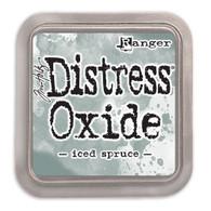 Ranger/ Tim Holtz Distress Oxide Ink Pad- Iced Spruce (SDTDO56034)