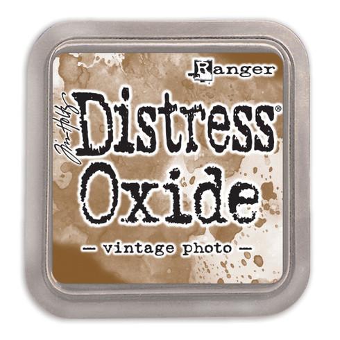 Ranger/ Tim Holtz Distress Oxide Ink Pad- Vintage Photo (SDTDO56317)