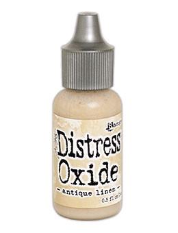 Ranger/ Tim Holtz Distress Oxide Re-inker- Release #2: Antique Linen (SDTDR56898)