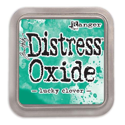 Ranger/ Tim Holtz Distress Oxide Ink Pad- Lucky Clover (SDTDO56041)