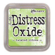 Ranger/ Tim Holtz Distress Oxide Ink Pad- Twisted Citron (SDTDO56294)