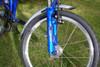 8H blue fork
