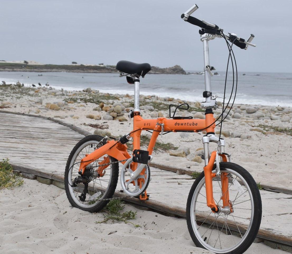 8FS orange Venice beach