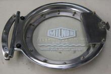 Milnor 35lb & 50lb  Front Load Washer, Complete Door