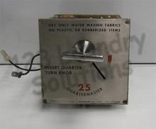 * Dryer 120V Coin Meter 25¢ Huebsch, 70112701P