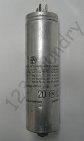 * Washer Capacitor 20MDF Unimac, F370224P
