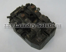 Milnor Front Load Washer 120V Relay #09C063