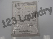 * Generic Dryer 20 X 20 Frameless Lint Screen Huebsch, M400523