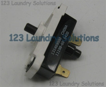 * GE Dryer, Push-to-Start Switch  #WE04X10067