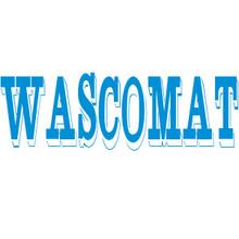 Wascomat Front Load Washer, Timer 120V