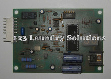 Dexter Front Load Washer, Coin Accumulator