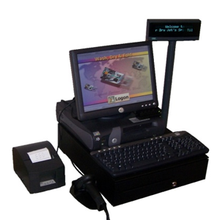 Platinum Point of Sale System – Cyberwash Mag-Stripe System