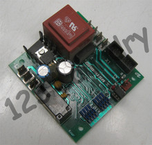 Continental Girbau Front Load Washer Coin Counter Board 304196