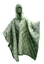 Insulated Poncho