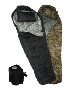 Ultima Thule › Mummy Style Sleeping Bag