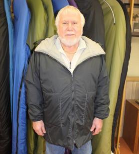DUCKSBACK Zippered Jacket