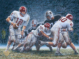 Iron Bowl 1967 - Alabama Football vs. Auburn
