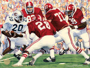 Iron Bowl 1978 - Alabama Football vs. Auburn