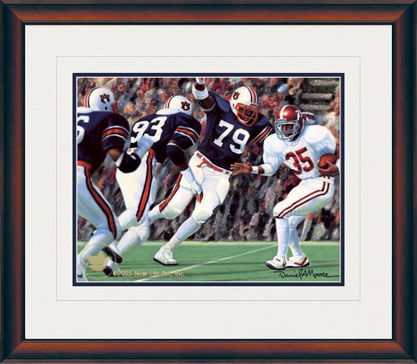 Iron Bowl 1983 - Auburn Football vs. Alabama