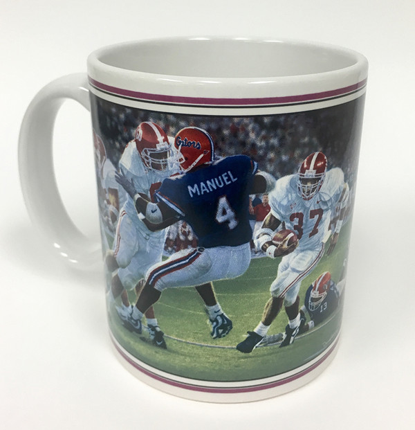 Collector's Mug - Rebirth in the Swamp