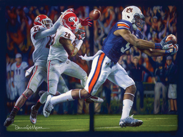 Miracle on the Plains - Canvas Editions