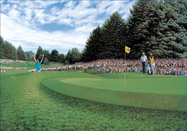 Sudden Victory - 1986 PGA Championship (Bob Tway)