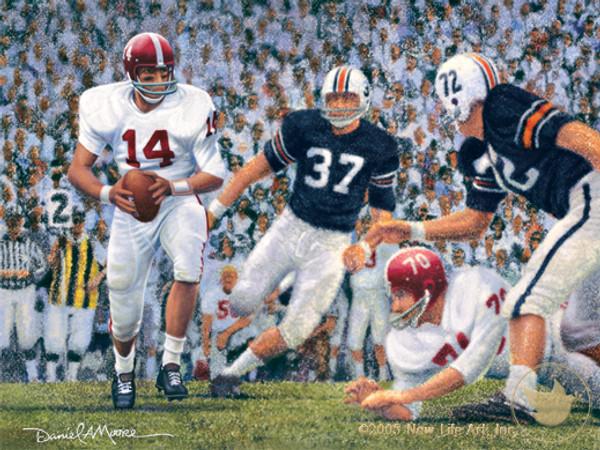 Iron Bowl 1965 - Alabama Football vs. Auburn