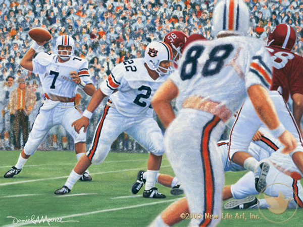 Iron Bowl 1970 by Daniel A. Moore