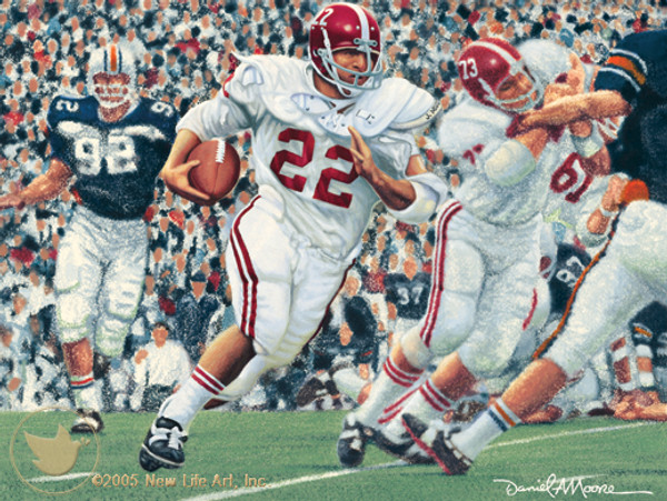 Iron Bowl 1971 - Alabama Football vs. Auburn