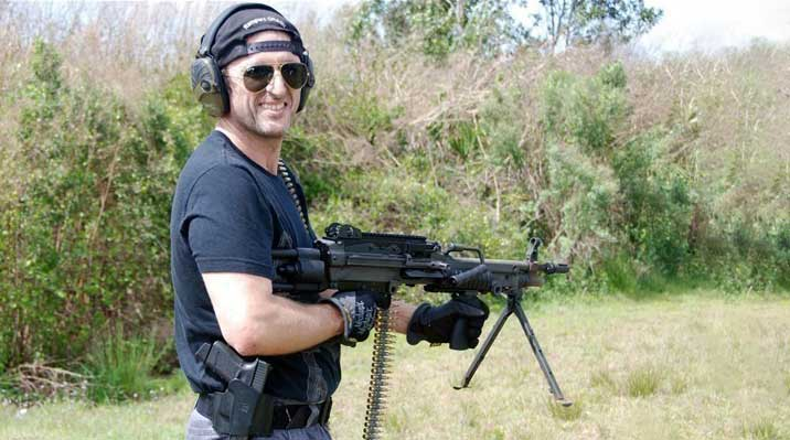 AV Guns Machine Gun Rental Adventures