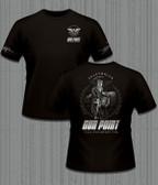 *Gun Point Praetorian - LWRC M6IC Logo Shirt