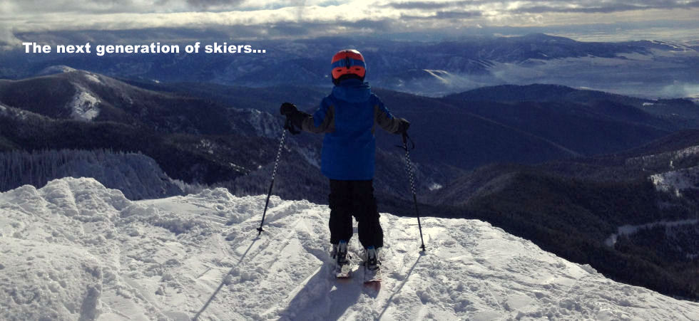 the next generation of skiers