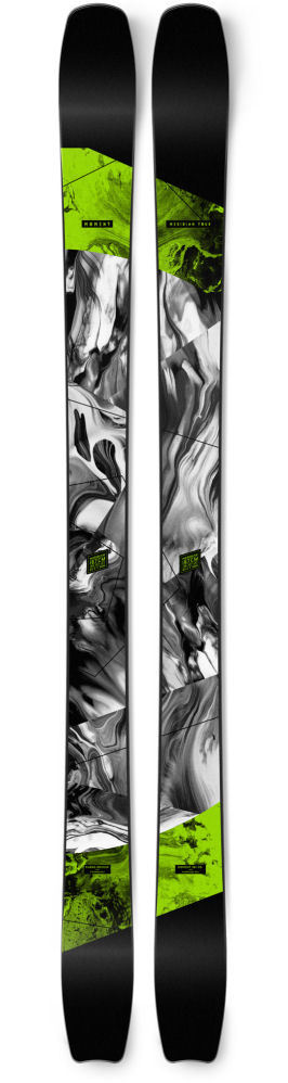 moment meridian 107 backcountry skis