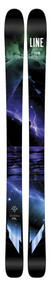 Line Supernatural 100 all mountain skis