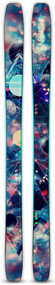 Moment Hot Mess women's all mountain ski
