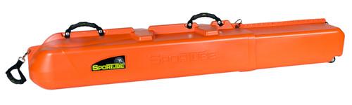 Sportube Ski Travel Case blaze orange